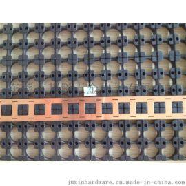 邦腾26550动力电池组镍片 2并支架镍片