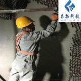 烟道耐磨涂料 龟甲网陶瓷涂料 耐磨涂料施工