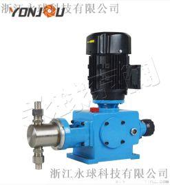 DZX系列柱塞式隔膜计量泵