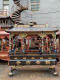 浙江寺庙香炉生产厂家 铸铜香炉 铸铁香炉厂家