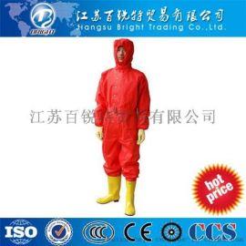 輕型防化服 消防防化服 新標準帶CCS證書