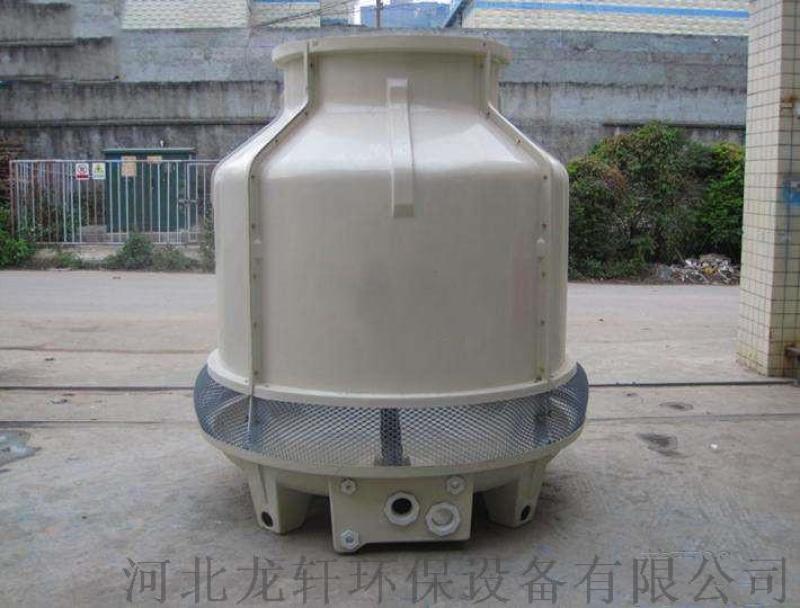 圆形逆流式玻璃钢冷却塔 低噪逆流式冷却塔