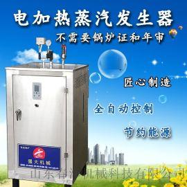 小型电锅炉 熟食牛肉蒸煮配套蒸汽发生器