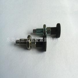 粗牙复位型分度销IP717,弹簧定位销