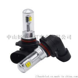 汽车LED雾灯9005 9006高亮40W