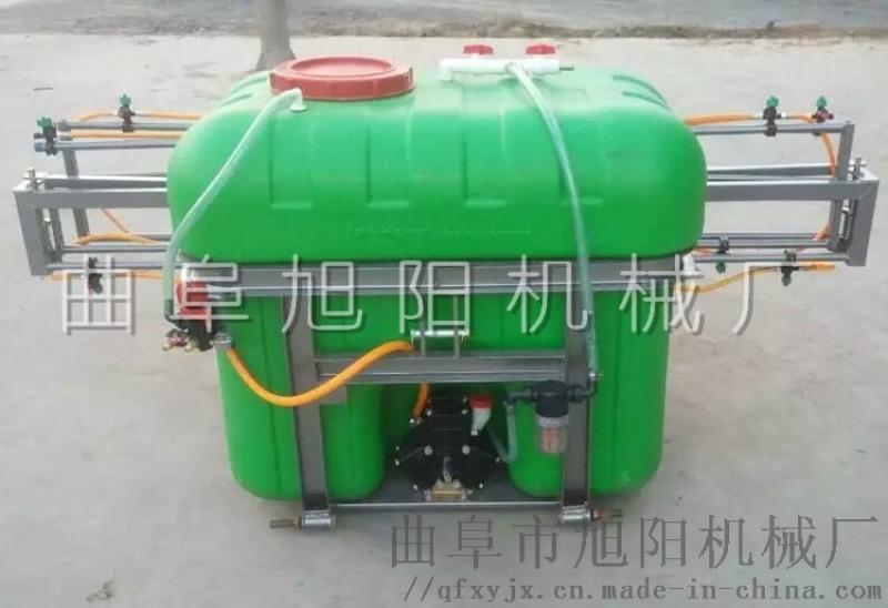 旭阳大容量多喷头打药机拖拉机轴传动式喷雾机