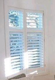 白玻百叶窗玻璃