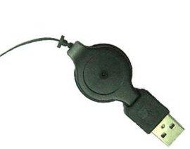 USB双拉伸缩线(USB+Open)