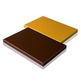 廠家定制鋁單板幕牆建材裝飾材料聚酯粉鋁單板規格