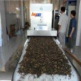 东莞华青微波机厂家供应中药材二次烘干30千瓦隧道式微波干燥设备