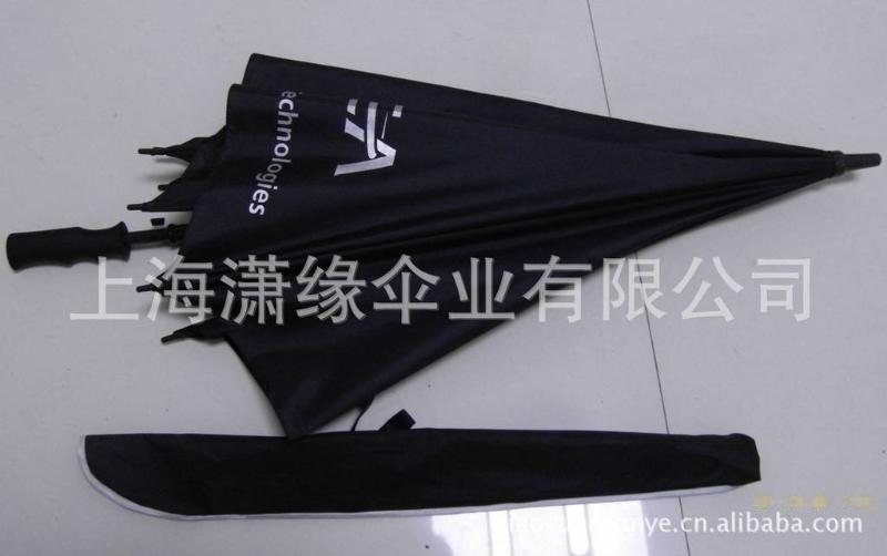 高尔夫伞 直柄伞定制 大号耐用的广告礼品雨伞