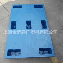 塑料平板托盘  塑料1150托盘,塑料九角托盘