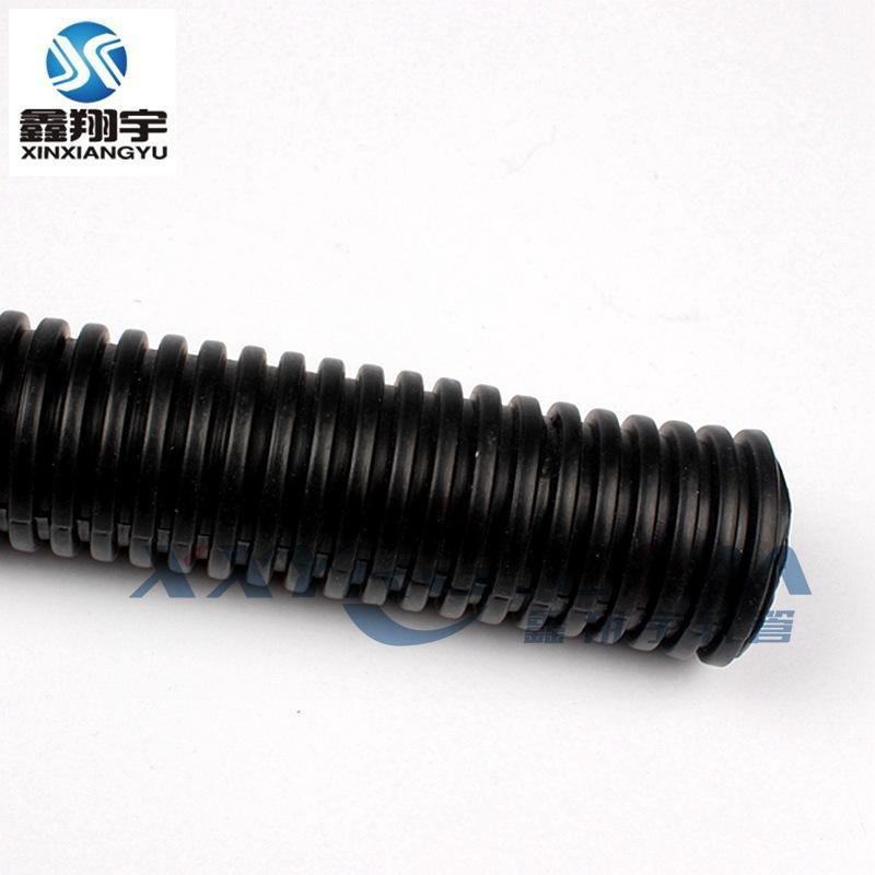 AD11.6mm/100米 电线电缆保护软管/PP阻燃塑料波纹管/防火穿线管