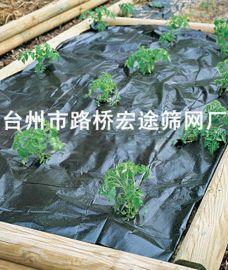 园艺地布、防草布、除草布、除草垫布、防草除草 园艺地钉