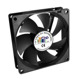 供应电脑cpu主机80*80*25散热风扇(图)