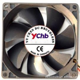 供应8025,DC12V散热风扇厂家