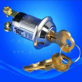 全铜锁 JK203捷开电源锁
