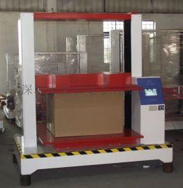 纸箱抗压强度测定仪  整箱堆码试验机  纸管抗压仪