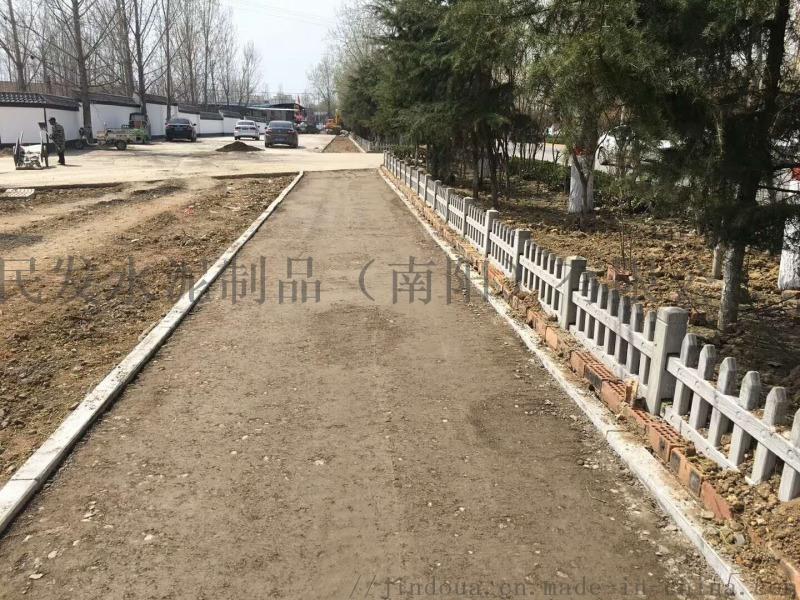 仿木水泥護欄生產廠家
