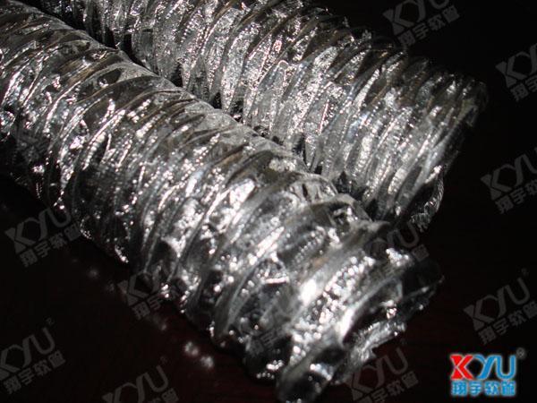 耐热软管,伸缩风管,铝箔排风管