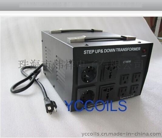 珠海厂家直销低频5000W 50/60HZ变压器