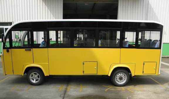新款校車,大學校園電動通勤車,14座學生內部代步電動車