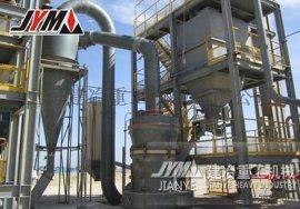 80目粗粉磨粉机 JYM5055砂粉磨 石膏磨粉线 金属矿超细碎