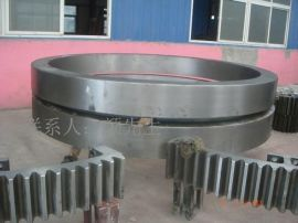 3x45米化工回转式回转窑轮带 回转窑小齿轮   回转窑大齿轮批发
