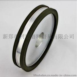 双面凹砂轮 树脂金刚石砂轮片