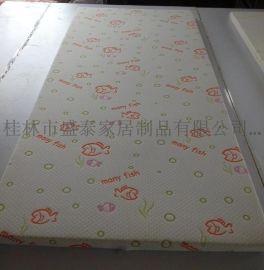 厂家直供儿童高回弹海绵床垫