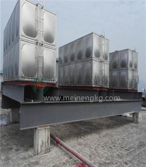 美能空气能热水器150升200升320升商用空气源热水器热泵