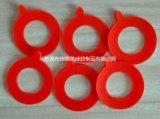 供應大小規格矽膠墊片 密封墊圈 防滑耐高溫矽膠墊片 多色可選