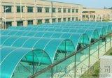 钢结构雨棚 阳光板耐力板雨棚厂家