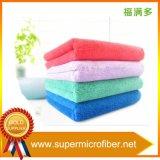 超細纖維毛巾 浴巾 40*40cm 超強吸水去污 外貿原單 廠家直銷