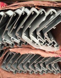 南僑鋁業自動感應旋轉門型材