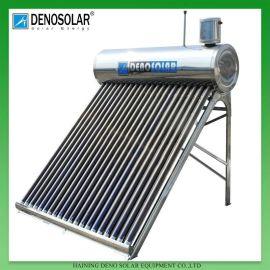 德诺(denosolar)太阳能热水器不锈钢系列18/20/24/30/36/42/48管