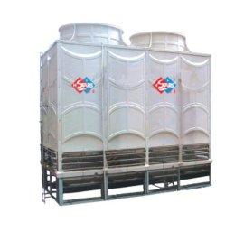 强化玻璃钢冷却塔