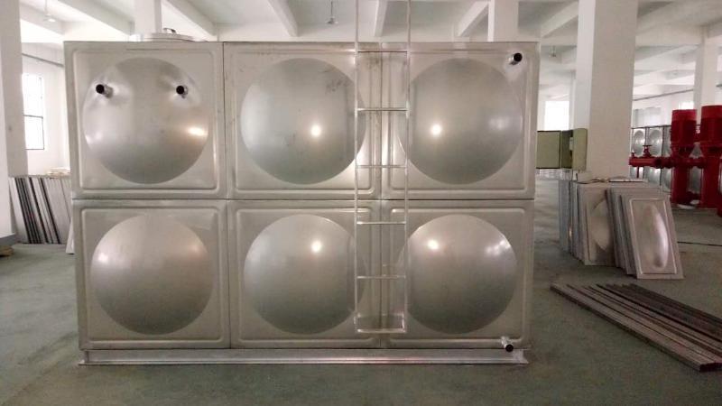 生活智能型箱泵一体化泵站