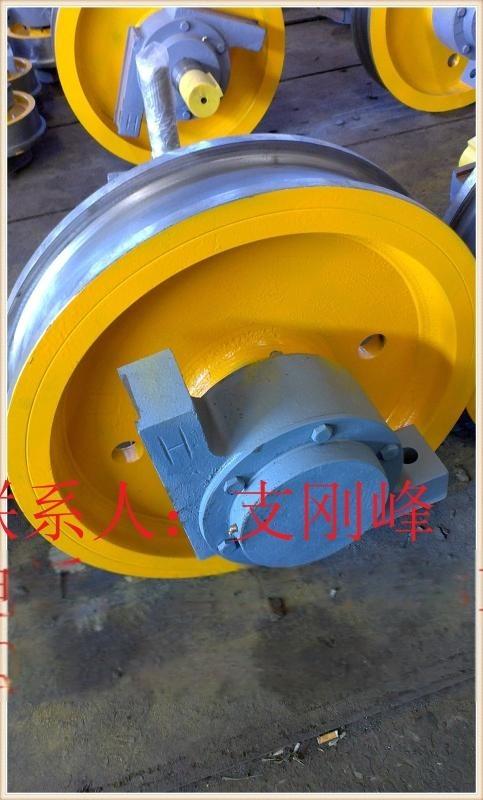 L174/L175 Ø600*150轴承3626车轮组,行车轮,角箱轮,车轮厂家