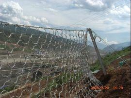 主动边坡防护网(被动网,隧道口防落石网,挡石网)