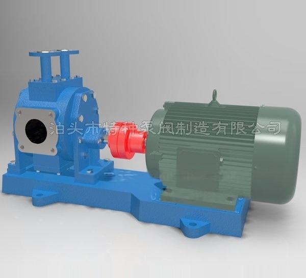 (泊泵)BWCB保温沥青泵