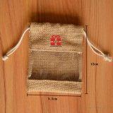 棉麻布袋 ,高檔棉麻布酒袋 ,棉麻袋子