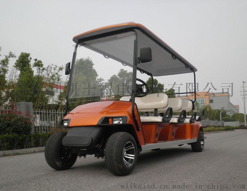 浙江市八座电动高尔夫球车