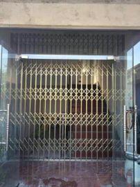 铝合金拉闸门窗厂家批发