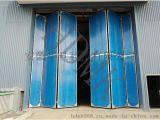 福建電廠折疊大門|福州車間折疊門廠家|寧德遙控折疊門門