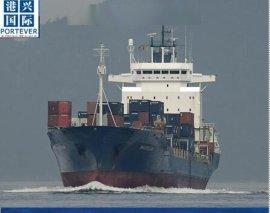 中山 珠海散货拼箱海运到东京运价