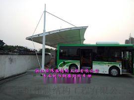 江山充电桩汽车遮雨棚、舟山钢结构车棚制作厂家