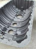 河南和业 玻璃钢定制防腐环保水池 定做玻璃钢造型