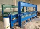 上海川振机械W4000彩钢板折弯机、4米彩钢板折弯机,性能好,易维护