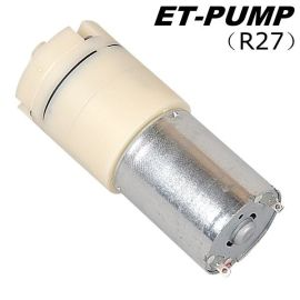 ET 低压直流供电 隔膜泵 微型泵 小体积 可抽酸碱液体